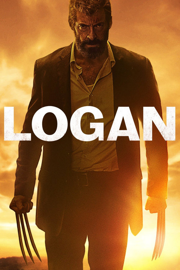 Logan (4K iTunes or 4K/HD Vudu)
