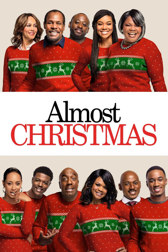 Almost Christmas (HD Vudu)