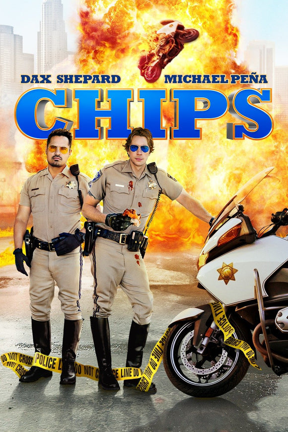 CHIPS (HD iTunes / VUDU)