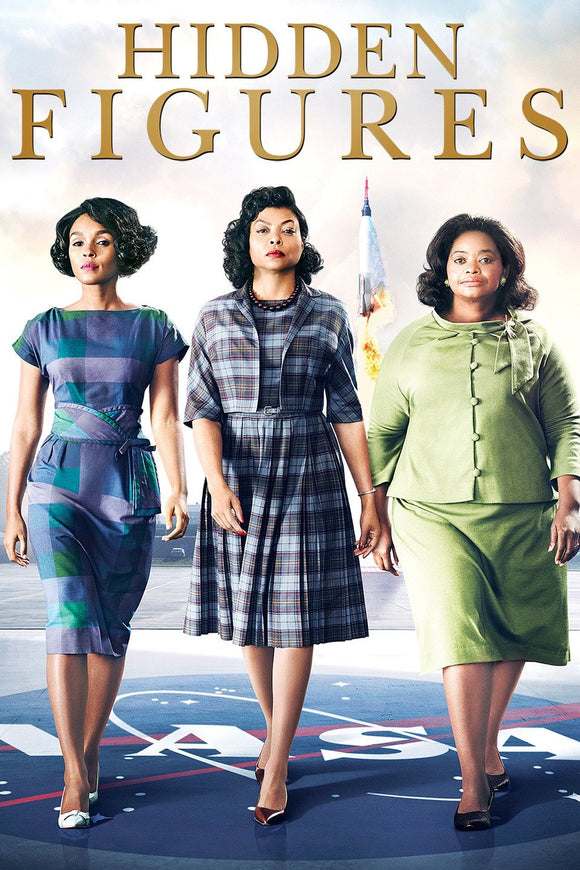 Hidden Figures (4K iTunes or 4K/HD Vudu)