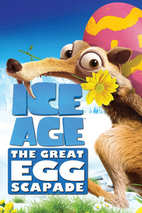 Ice Age : The Great Egg-Scapade (HD iTunes / Vudu)