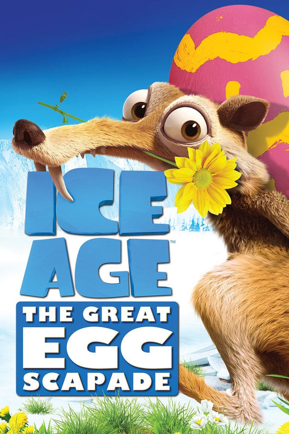 Ice Age : The Great Egg-Scapade (HD iTunes and Vudu)