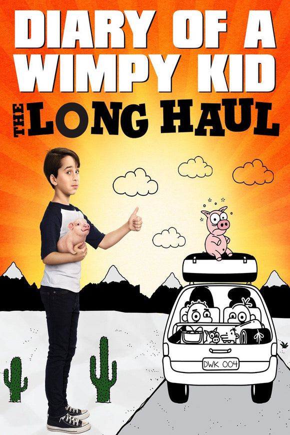 Diary of a Wimpy Kid : The Long Haul (HD iTunes and Vudu)