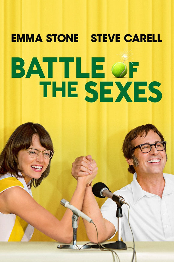 Battle of the Sexes (HD iTunes / VUDU)