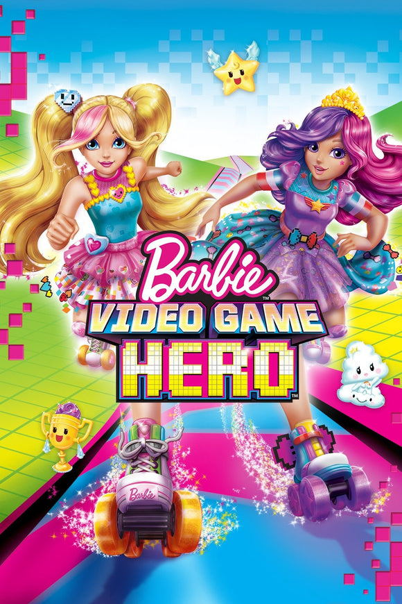 Barbie : Video Game Hero (HD iTunes or HD Vudu)