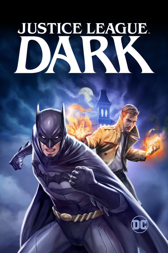 Justice League Dark (HD iTunes / Vudu)