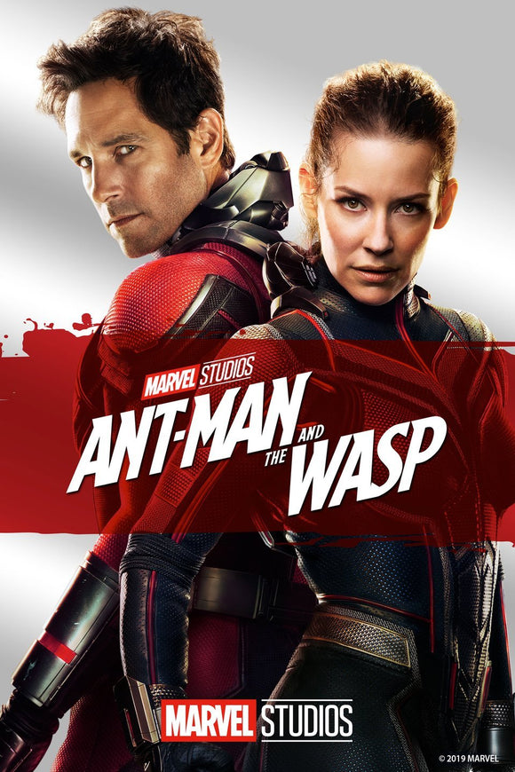 Ant-Man and the Wasp (HD iTunes / HD VUDU)