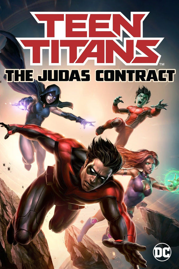 Teen Titans : The Judas Contract (HD iTunes / VUDU)