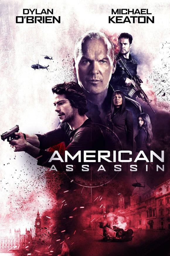 American Assassin (4K iTunes)