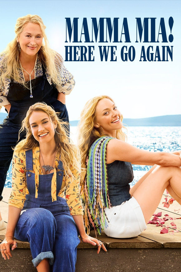 Mamma Mia : Here We Go Again (HD iTunes / VUDU)