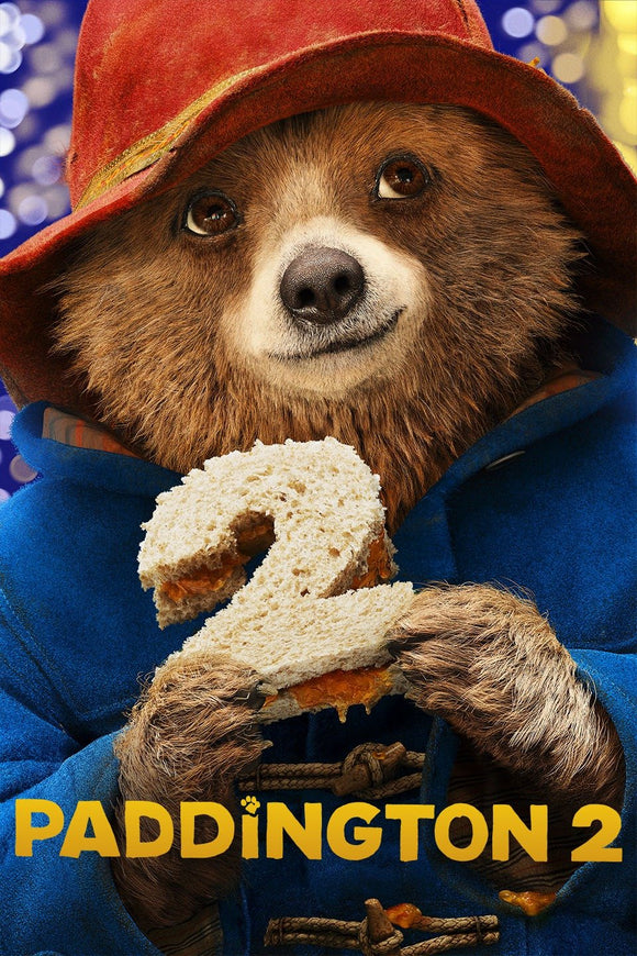 Paddington 2 (HD iTunes / VUDU)