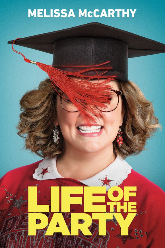 Life of the Party (HD iTunes / VUDU)