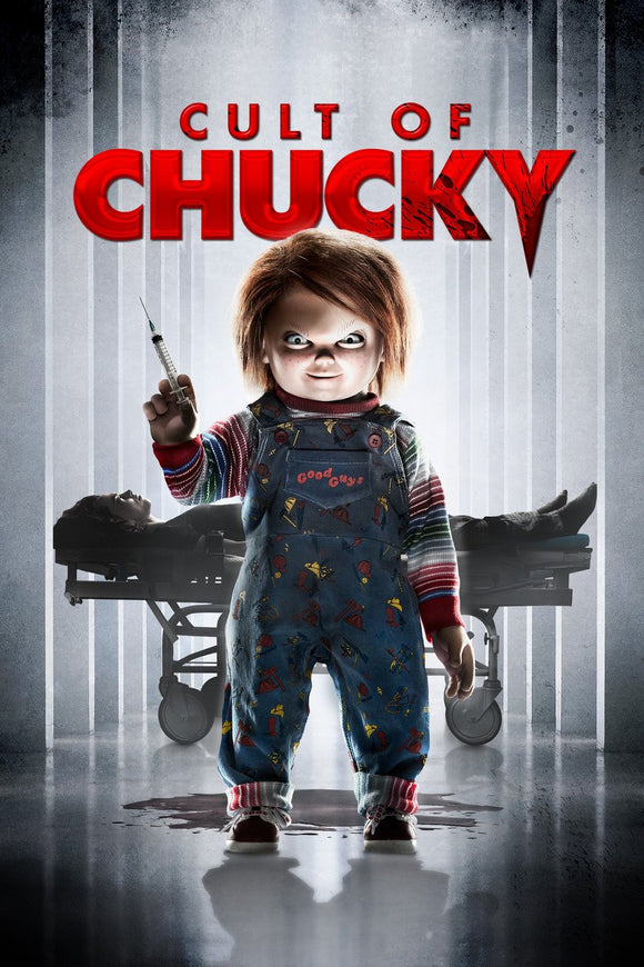 Cult of Chucky (Unrated) (HD Vudu)