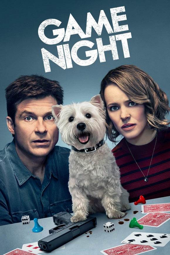 Game Night (HD iTunes / Vudu)