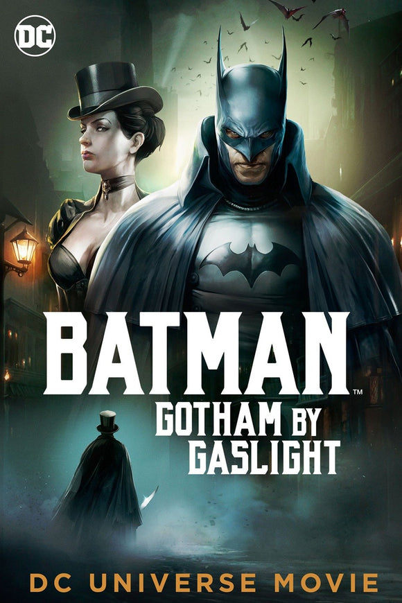Batman : Gotham by Gaslight (HD iTunes / VUDU)
