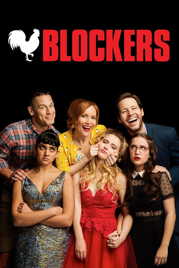 Blockers (HD iTunes / VUDU)
