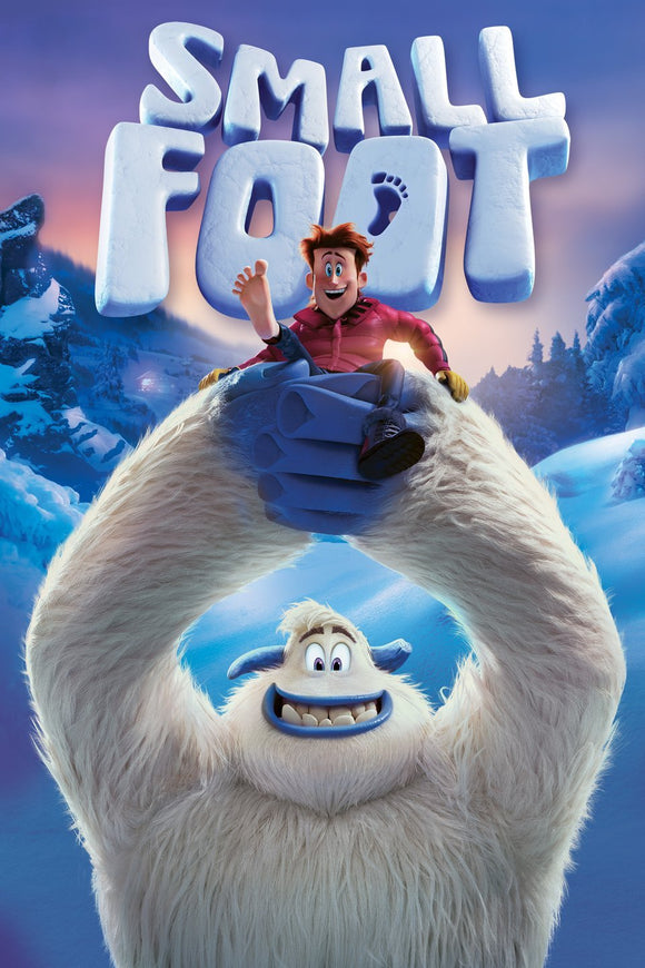 Smallfoot (HD iTunes and Vudu)