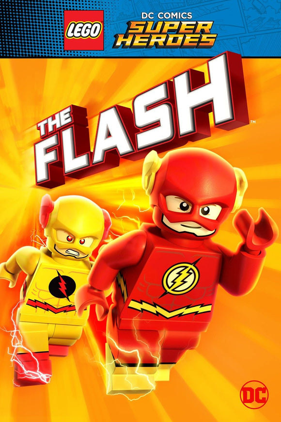 LEGO DC Super Heroes : The Flash (HD iTunes / VUDU)