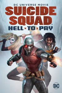 Suicide Squad : Hell to Pay (HD iTunes / VUDU)