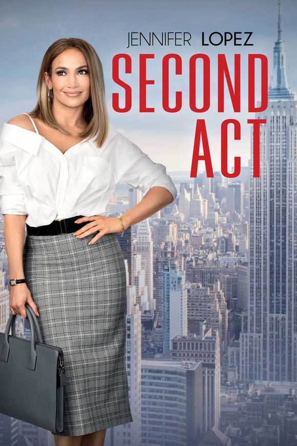 Second Act (HD iTunes)