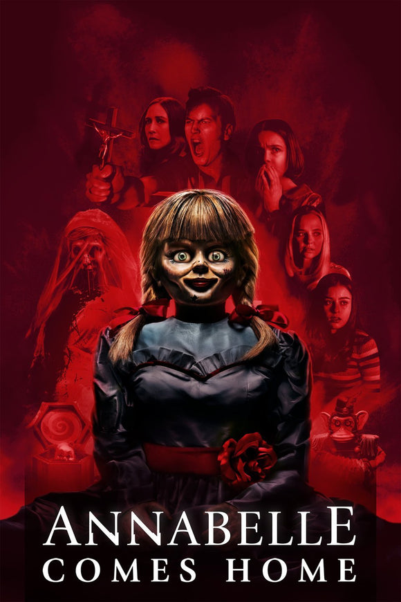 Annabelle Comes Home (HD iTunes / VUDU)