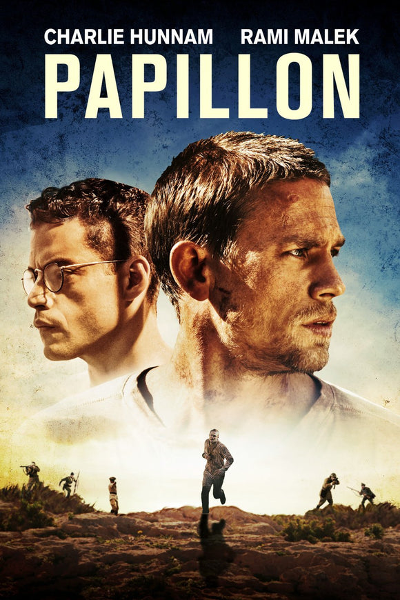Papillon (HD iTunes / VUDU)