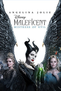 Maleficent: Mistress of Evil (HD iTunes / HD VUDU)