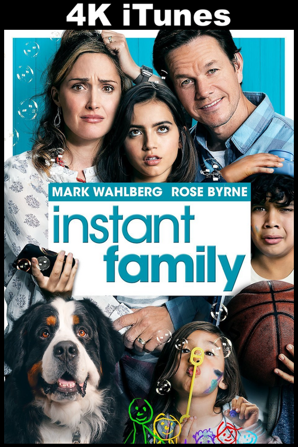 Instant Family (4K iTunes)