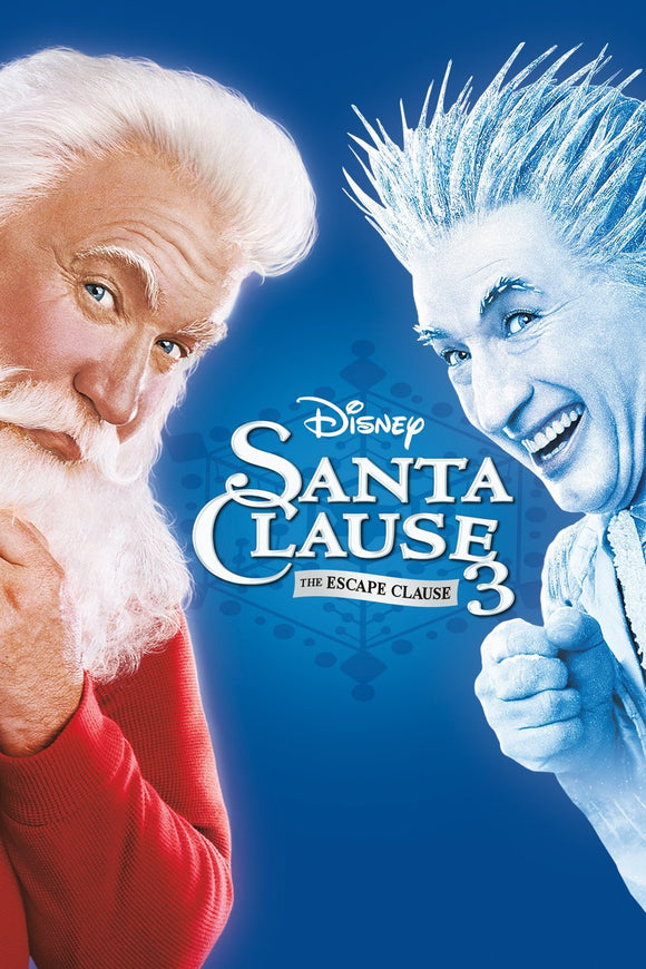 The Santa Clause 3 The Escape Clause (4K iTunes or 4K/HD VUDU)