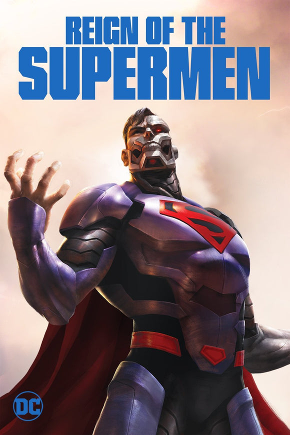 Reign of the Supermen, The (HD iTunes / VUDU)