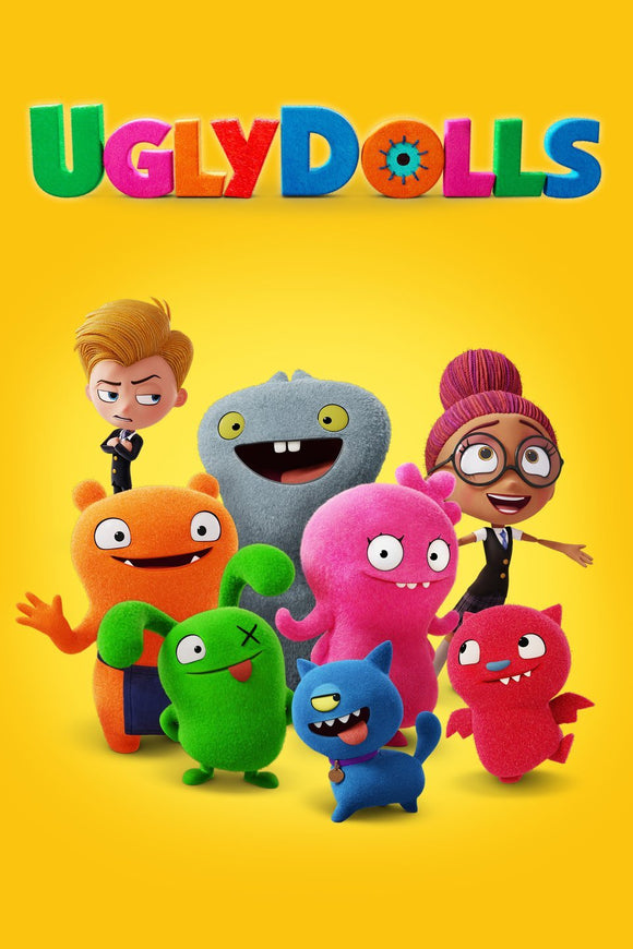 Ugly Dolls (4K iTunes)