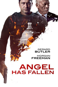 Angel Has Fallen (4K iTunes or 4K Vudu)