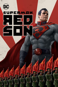 Superman: Red Son (HD iTunes / HD VUDU)