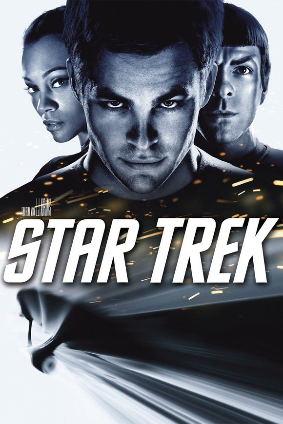 Star Trek (4K iTunes or 4K Vudu)