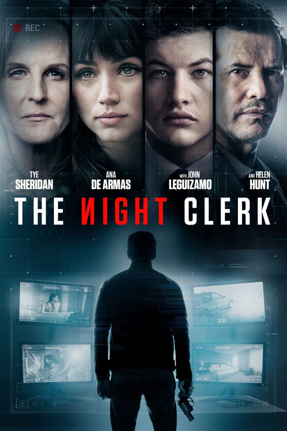 The Night Clerk (HD iTunes or HD VUDU)