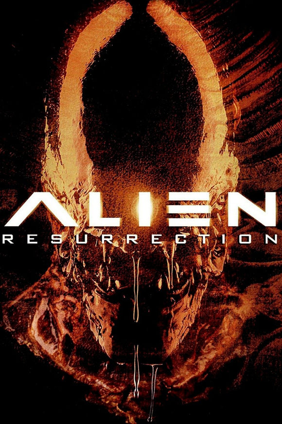 Alien: Resurrection (HD iTunes / HD Vudu)