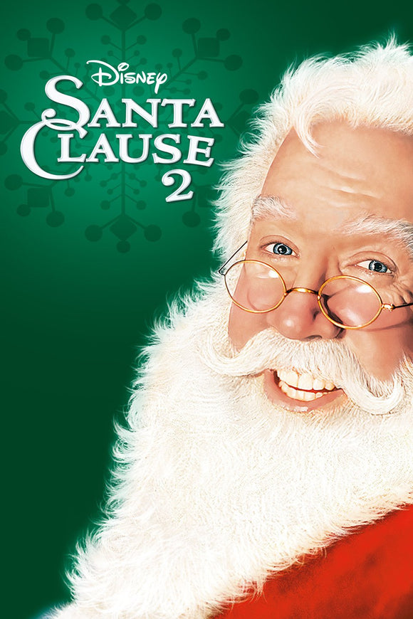 The Santa Clause 2 (4K iTunes or 4K/HD VUDU)