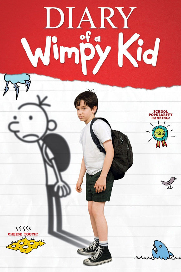 Diary of a Wimpy Kid (HD iTunes / VUDU)