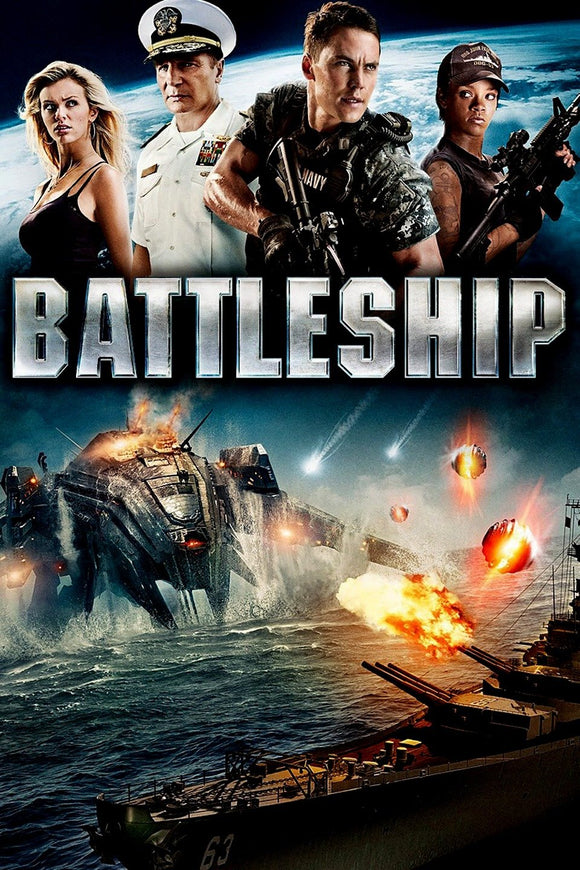 Battleship (4K iTunes or 4K/HD Vudu)