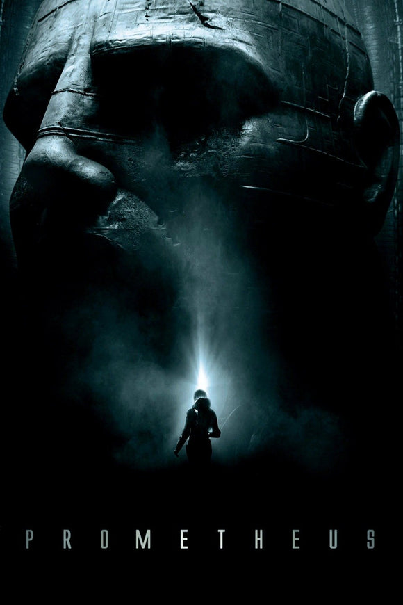 Prometheus (4K iTunes or 4K/HD Vudu)