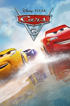 Cars 3 (HD iTunes / HD VUDU)