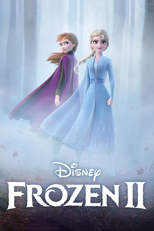 Frozen 2 (HD iTunes / HD VUDU)