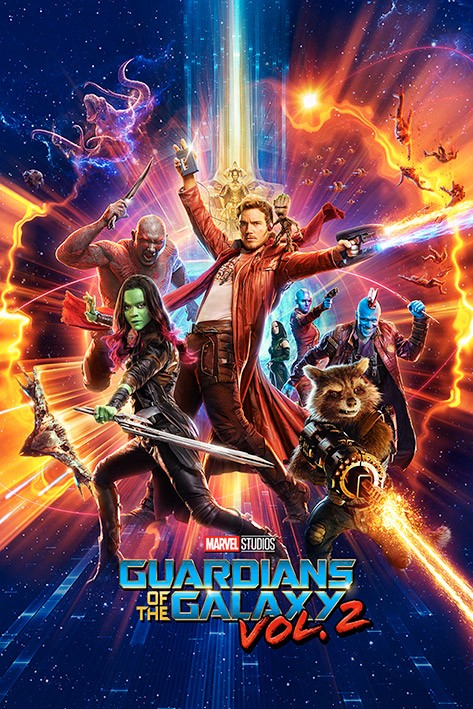 Guardians of the Galaxy 2 (HD iTunes / HD Vudu)