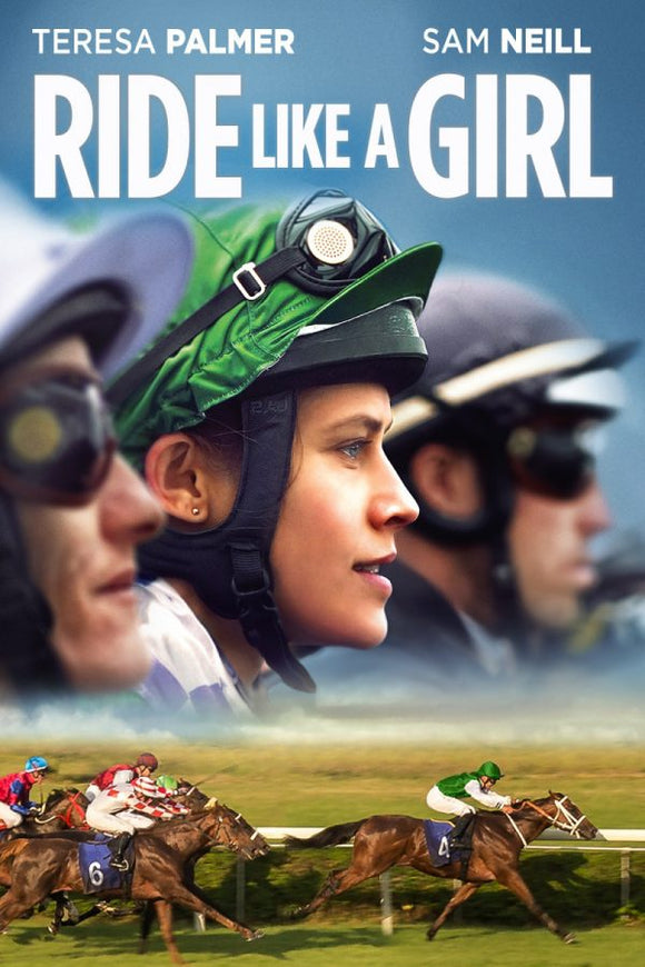 Ride Like a Girl (HD iTunes or HD VUDU)
