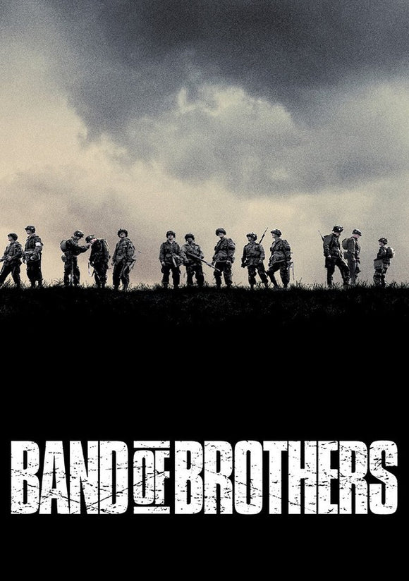 Band of Brothers (HD Google Play)
