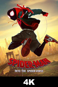 Spider-Man : Into the Spider-Verse (4K iTunes / 4K Vudu)