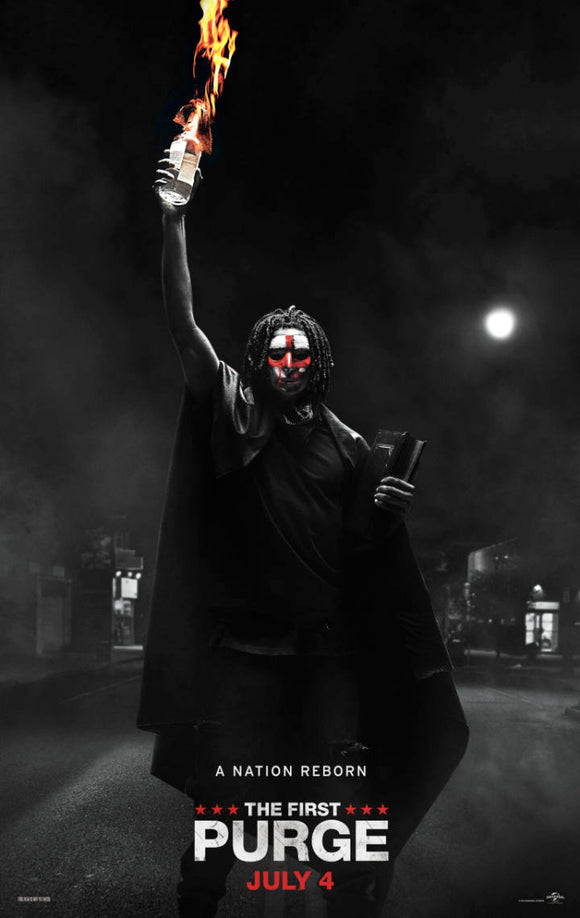 First Purge, The (HD iTunes / VUDU)