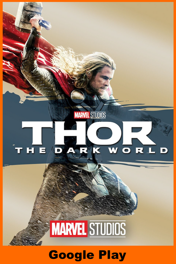 Thor: The Dark World (HD Google Play Redeem)