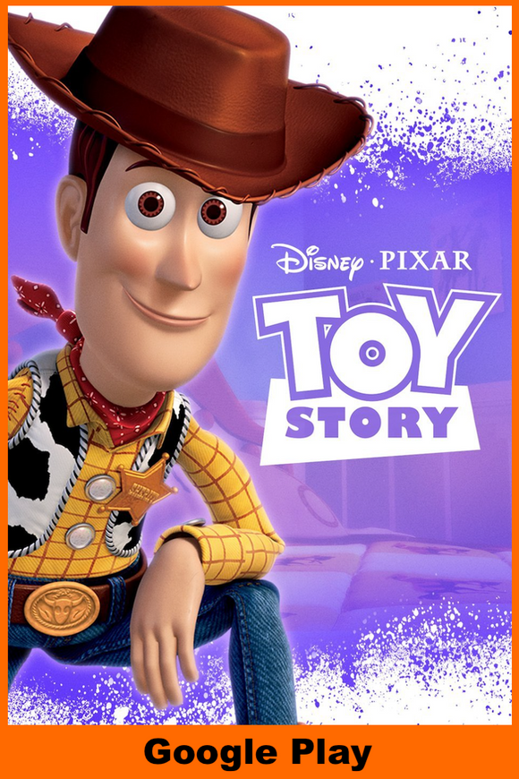 Toy Story (HD Google Play Redeem)