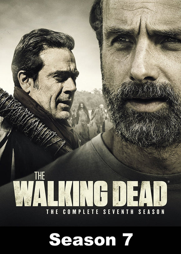 The Walking Dead Season 7 (HD Vudu)